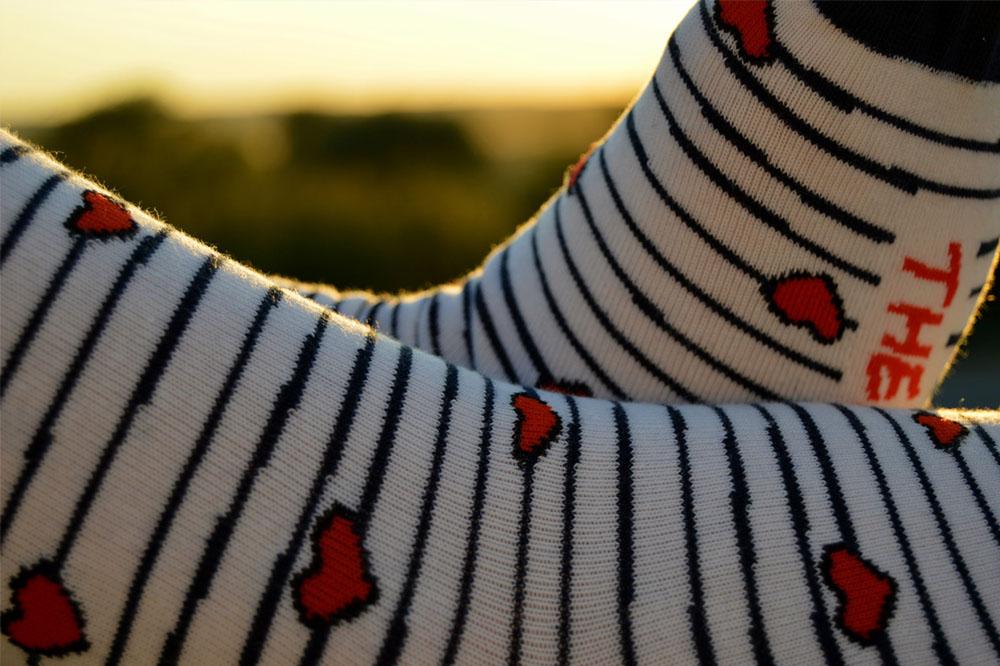 Ponožky šité na mieru